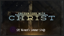 Women's Summer Study.Encounters with Christ