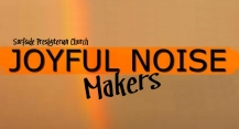 joyful noisemakers